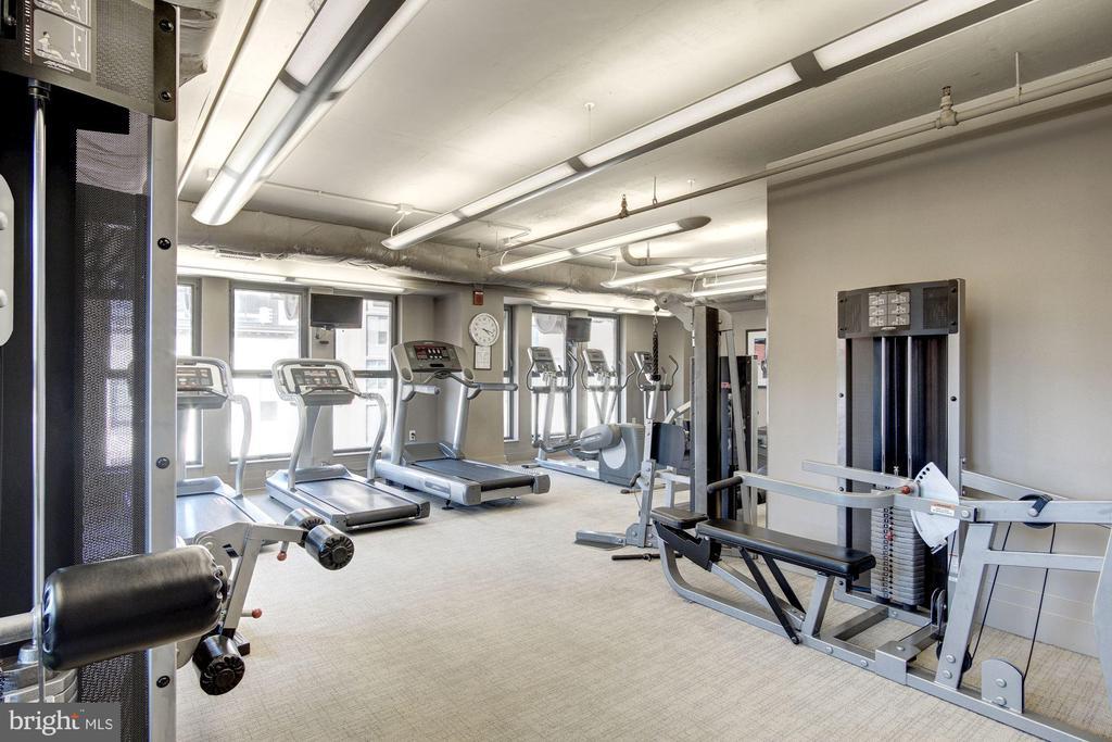 Fitness Center - 777 7TH ST NW #1120, WASHINGTON