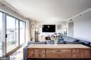 Opens to Private Balcony - 777 7TH ST NW #1120, WASHINGTON