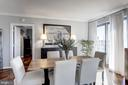 Separate Dining Area - 777 7TH ST NW #1120, WASHINGTON