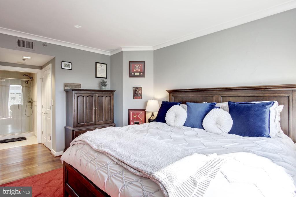 Master Bedroom - 777 7TH ST NW #1120, WASHINGTON