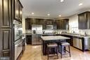 Kitchen w/ Upgraded Cabinetry - 22754 BALDUCK TER, ASHBURN