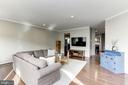 Living Room - 22754 BALDUCK TER, ASHBURN