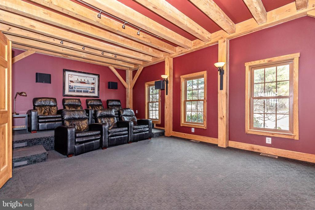 Home Theater - 4320 DAMASCUS RD, GAITHERSBURG