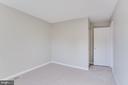 Additional Bedroom - 5506 LA CROSS CT, FAIRFAX