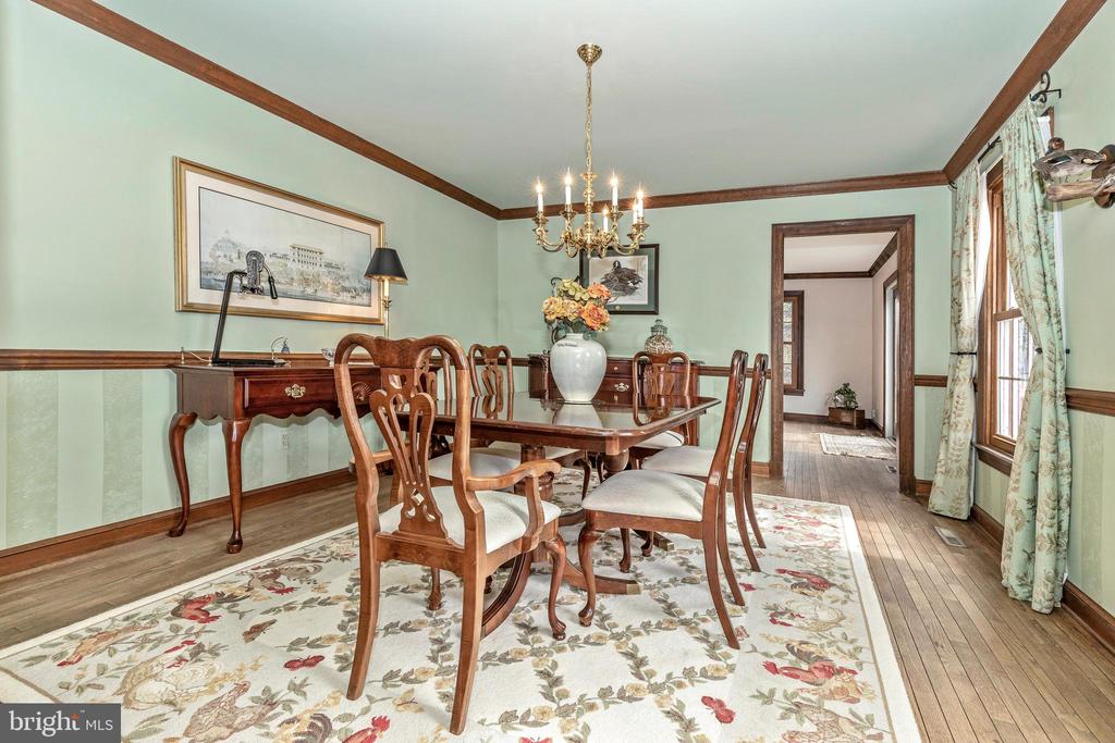 Dining Room - 4320 DAMASCUS RD, GAITHERSBURG