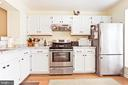 Updated kitchen - 3813 9TH RD S, ARLINGTON