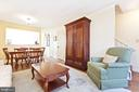 Living/Dining combo - 3813 9TH RD S, ARLINGTON