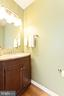 powder room - 3813 9TH RD S, ARLINGTON