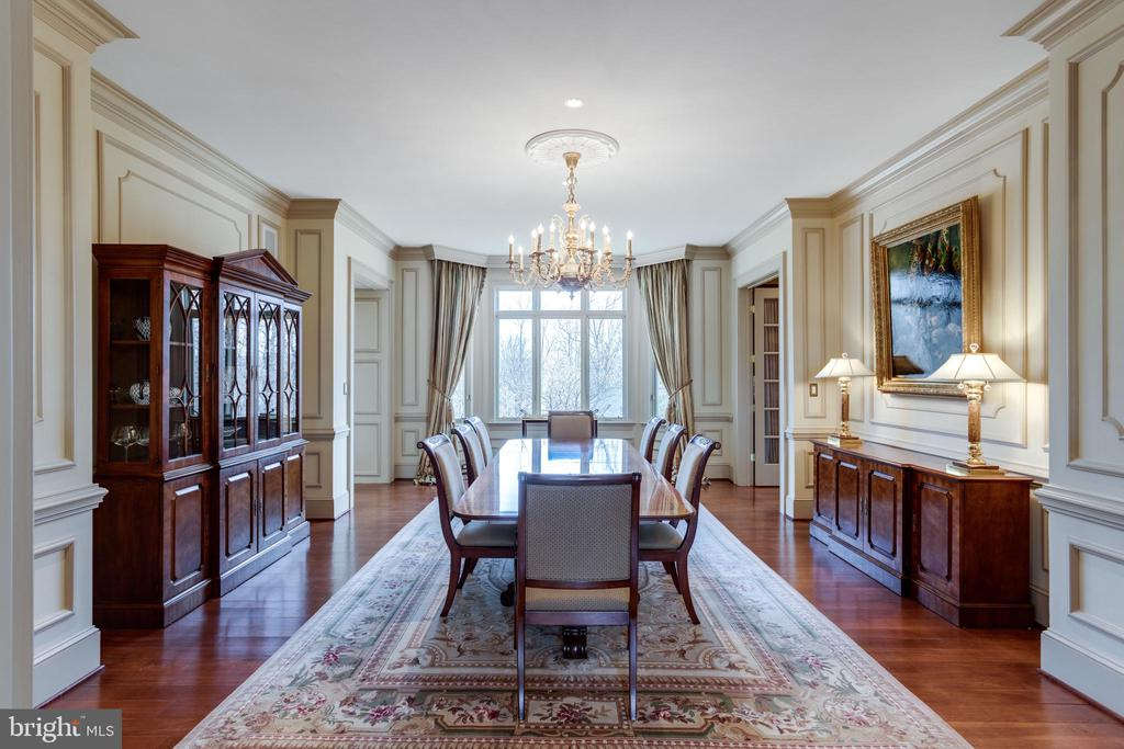 Formal Dining - 9179 OLD DOMINION, MCLEAN