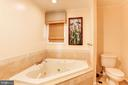 Main Level Owner's Suite Bath - 3502 PINETREE TER, FALLS CHURCH