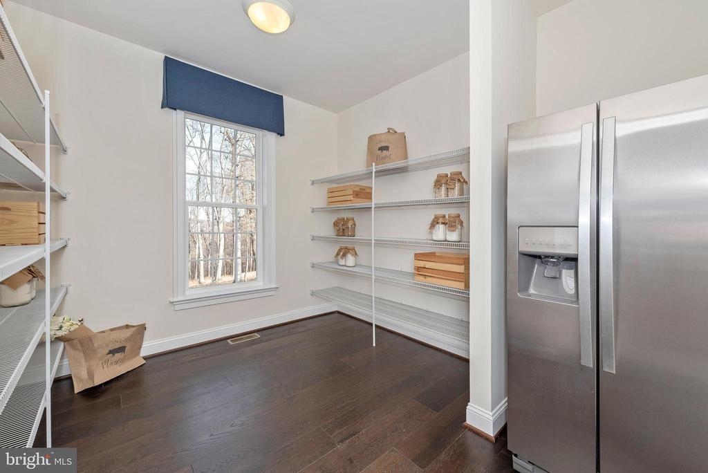Huge Pantry with Extra Refrigerator/Freezer - 6437 DRESDEN PL, FREDERICK