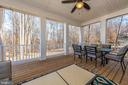 Deck with Gorgeous Views - 6437 DRESDEN PL, FREDERICK