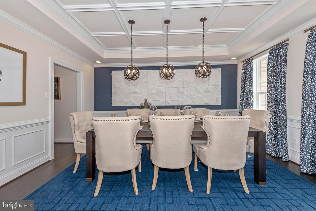 Dining Room - 6437 DRESDEN PL, FREDERICK