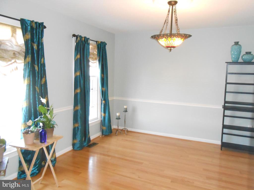 Separate Dining Room - 10210 BENS WAY, MANASSAS
