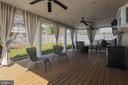Relax in your backyard Living Space - 2704 S JOYCE ST, ARLINGTON
