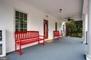 Your own front porch with all that southern charm - 2704 S JOYCE ST, ARLINGTON