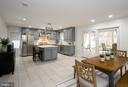 Huge eat-in Kitchen  for friends and family - 2704 S JOYCE ST, ARLINGTON