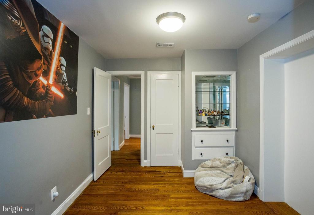 Bedroom #3 has its own playroom - 2704 S JOYCE ST, ARLINGTON