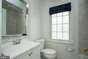 Sweetest Hall Bath  with stylish tile - 2704 S JOYCE ST, ARLINGTON