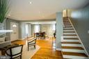 Hardwood upstairs as well - 2704 S JOYCE ST, ARLINGTON