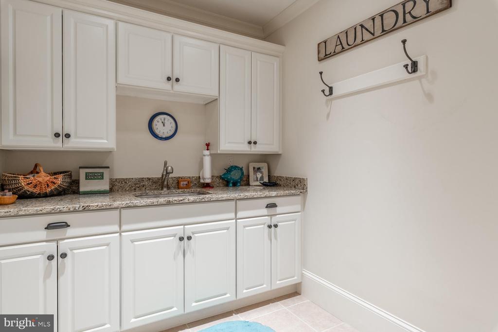 LAUNDRY ROOM - 4105 N RANDOLPH CT, ARLINGTON