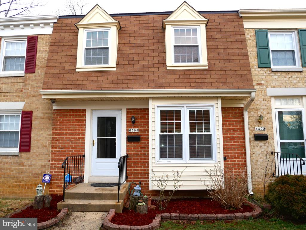 6403  FRANCONIA COURT, West Springfield, Virginia