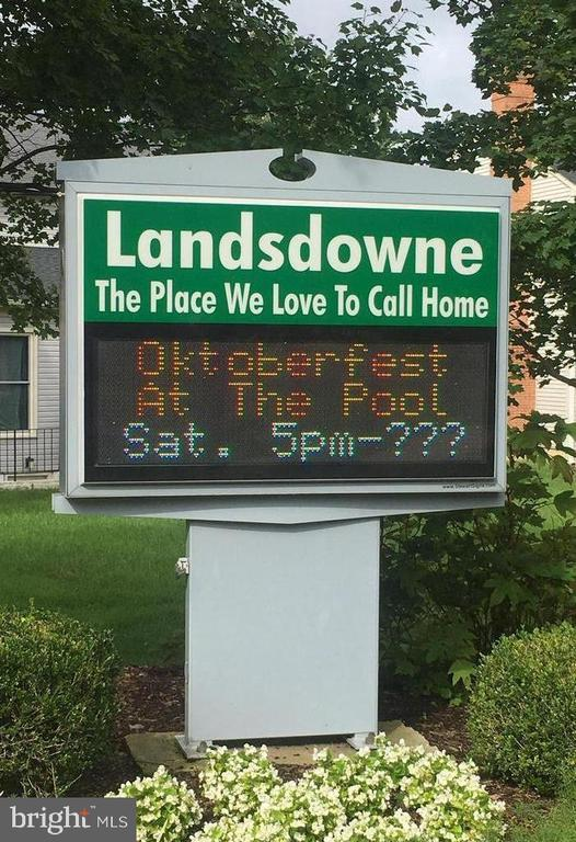 Welcome to Landsdowne - 6656 HIGH VALLEY LN, ALEXANDRIA