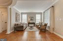 Cozy living room - 121 SINEGAR PL, STERLING