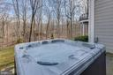 Hot tub - 121 SINEGAR PL, STERLING
