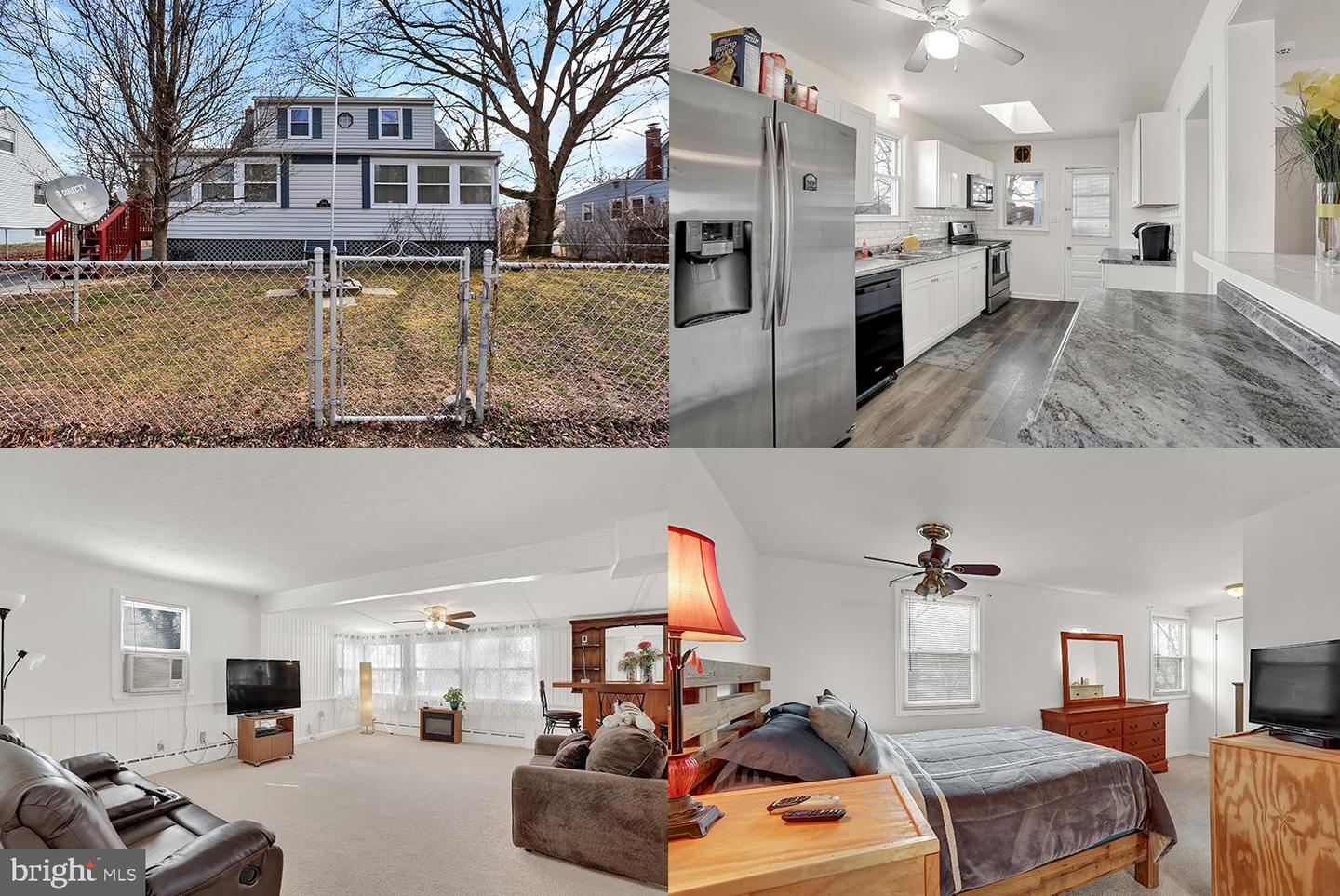Single Family for Sale at 4602 Morgan Rd Morningside, Maryland 20746 United States