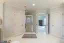 Master bath includes large separate shower - 18487 KERILL RD, TRIANGLE
