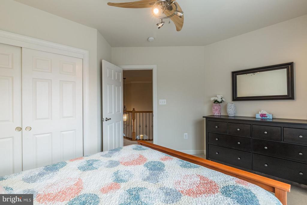 2nd bedroom view - 18487 KERILL RD, TRIANGLE