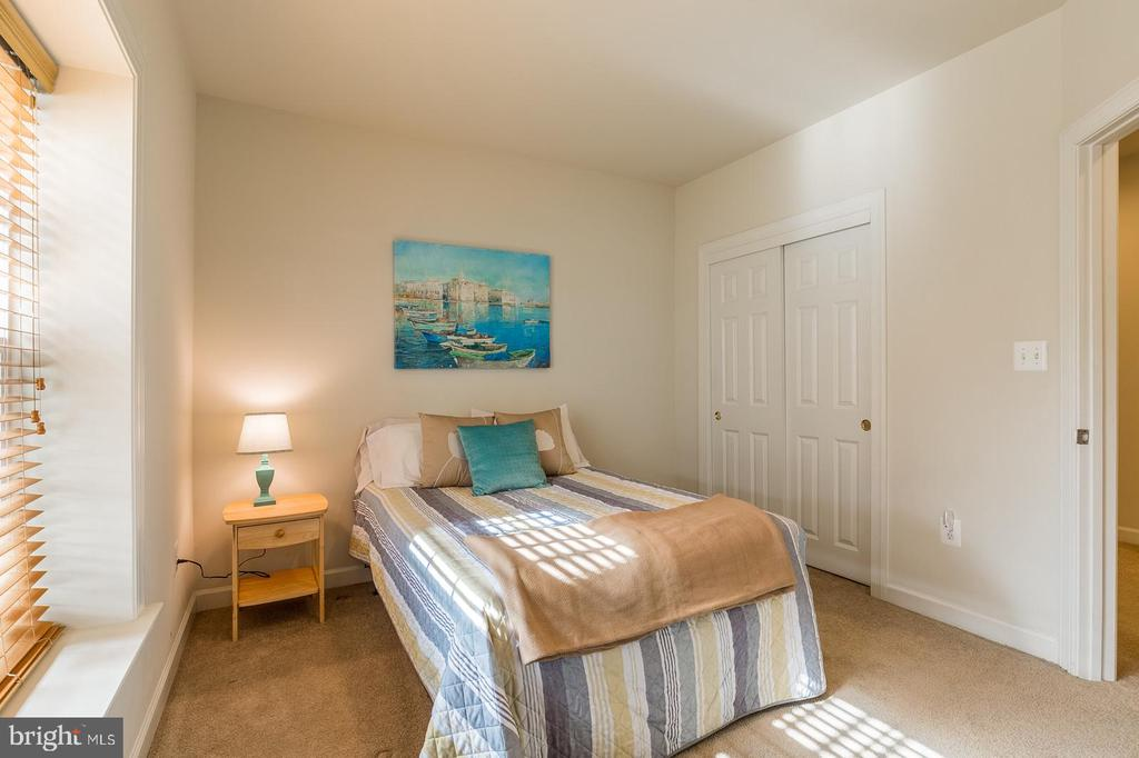 5th bedroom on lower level - 18487 KERILL RD, TRIANGLE