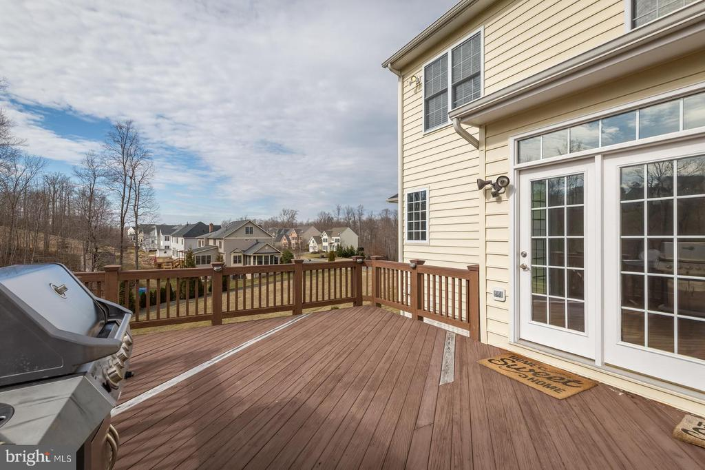 Great for grilling and mingling. Come on over! - 18487 KERILL RD, TRIANGLE