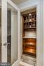 Temperature controlled wine pantry a special gem - 18487 KERILL RD, TRIANGLE
