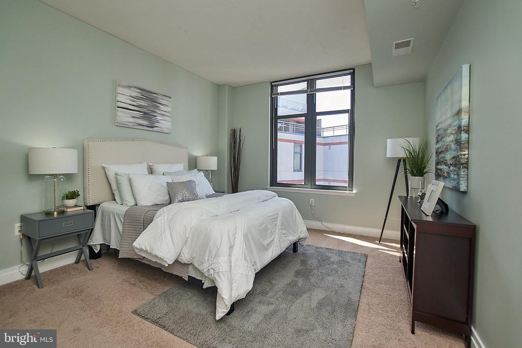 Bedroom - 2120 VERMONT AVE NW #611, WASHINGTON
