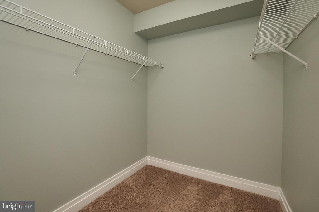 Walk-in Closet - 2120 VERMONT AVE NW #611, WASHINGTON
