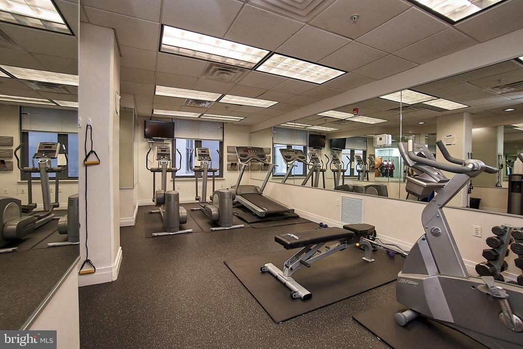 Fitness Center - 2120 VERMONT AVE NW #611, WASHINGTON