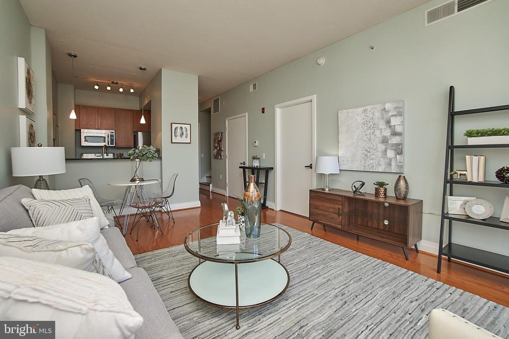 Interior View - 2120 VERMONT AVE NW #611, WASHINGTON