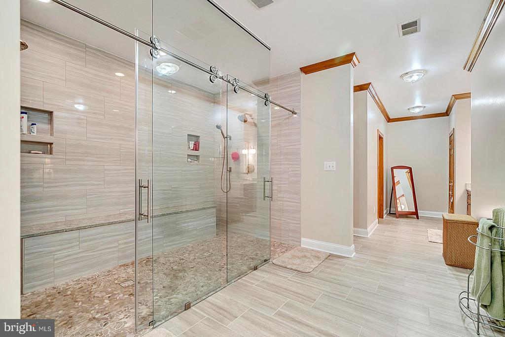 Completely Updated&Upgraded Owner's Luxury Bath - 38581 DAYMONT LN, WATERFORD