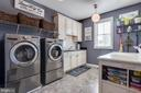 Great Laundry Room - 42231 AMBER MEADOWS LN, BRAMBLETON