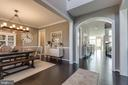 Formal Dining Room - 42231 AMBER MEADOWS LN, BRAMBLETON