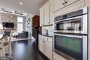 Stainless Steel Appliances - 42231 AMBER MEADOWS LN, BRAMBLETON