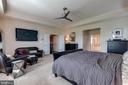 Master Bedroom - 42231 AMBER MEADOWS LN, BRAMBLETON