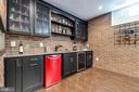 Wonderful Wet Bar - 42231 AMBER MEADOWS LN, BRAMBLETON