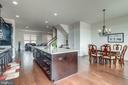 Dining area/breakfast room - 44732 ROOSEVELT SQ, ASHBURN