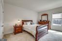 Large master suite - 44732 ROOSEVELT SQ, ASHBURN