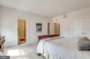 Spacious master suite - 44732 ROOSEVELT SQ, ASHBURN
