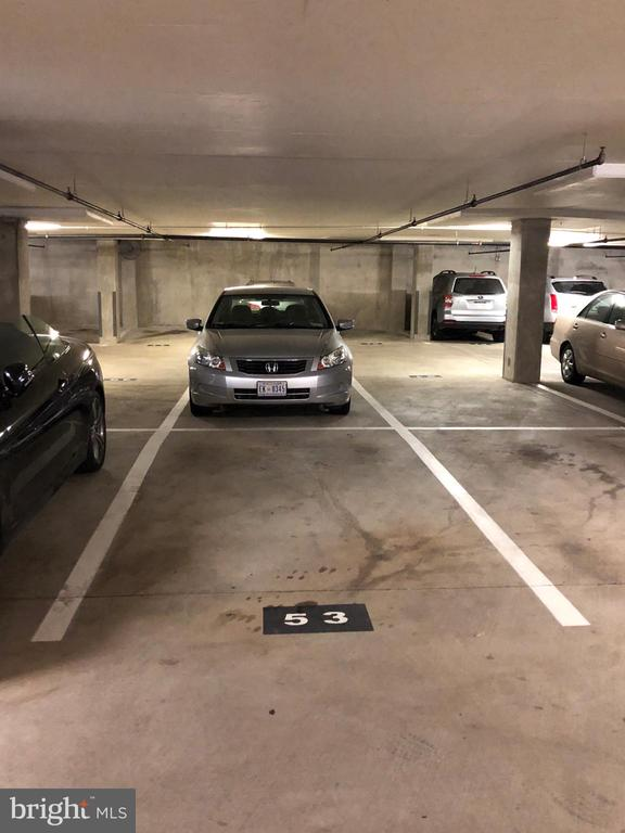 Garage parking spot - 2120 VERMONT AVE NW #611, WASHINGTON