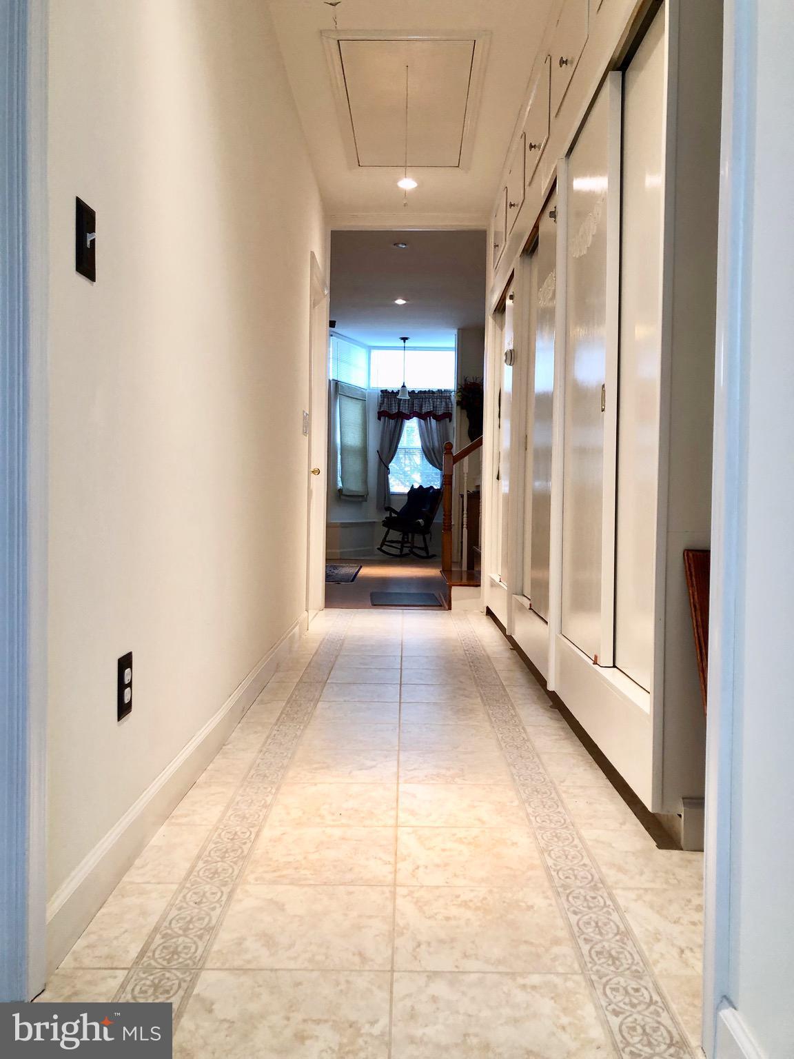 ILS Hallway